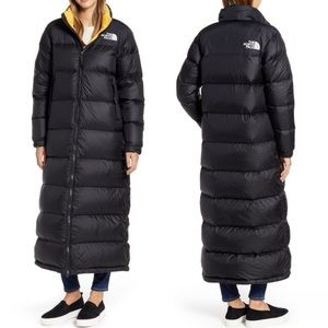 The North Face® Nuptse Duster Down Jacket XL
